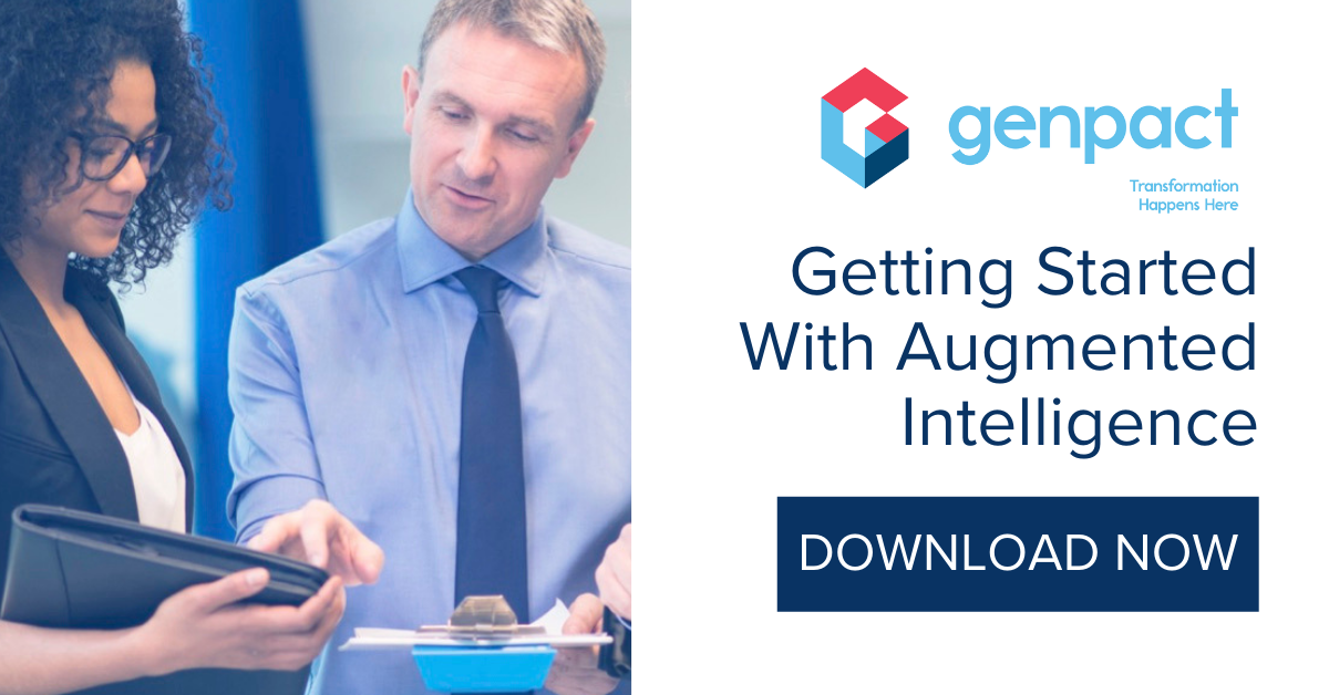 Getting Started With Augmented Intelligence Genpact