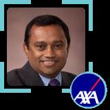 Joe Vellaiparambil, Chief Data & Analytics Officer, Equitable