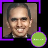 Laks Meyyappan, Former SVP, Data Analytics, Regions Bank_