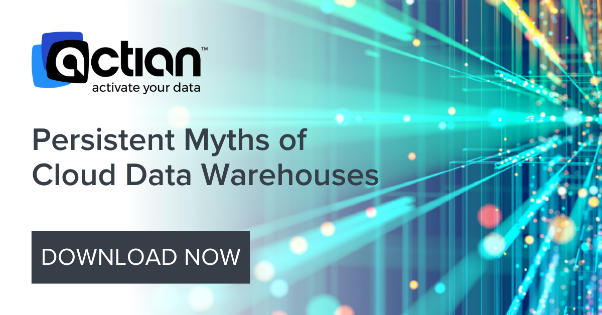 Persistent Myths of Cloud Data Warehouses - Actian