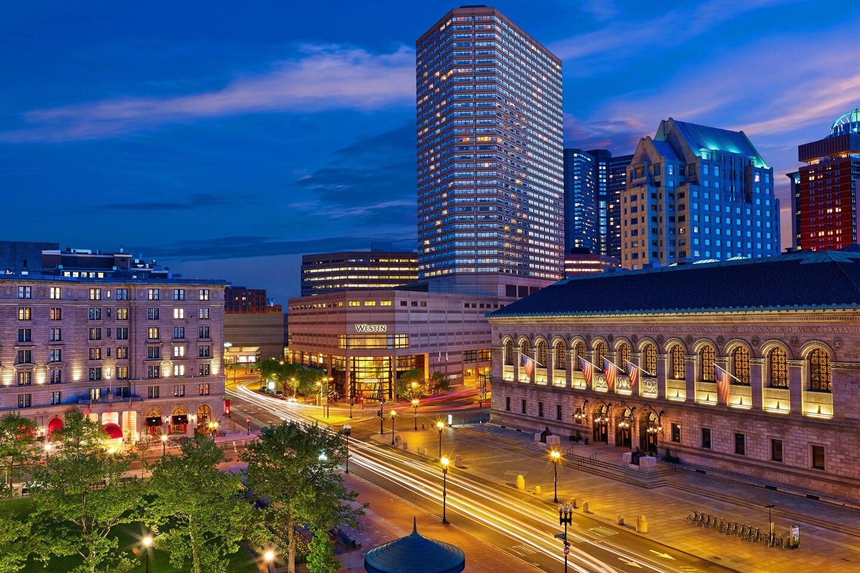 Westin Copley Place Boston